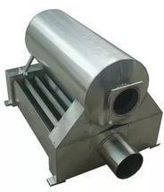 Теплообменник в покрасочную камеру купить Кожухотрубный теплообменник Alfa Laval Pharma-line 2 - 0.6 Братск